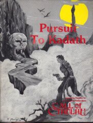Call of Cthulh RPG: Pursuit to Kadath theatre of the mind