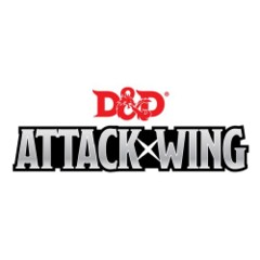 D&D Dungeons & Dragons Attack Wing: WAVE 8 Warrior expansion pack