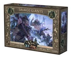A Song of Ice & Fire Miniatures Game: PRESALE Savage Giants unit box