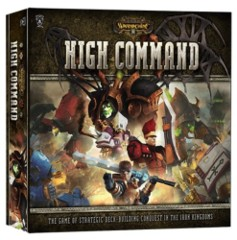High Command: Warmachine deck-building game privateer press