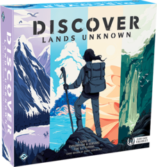 Discover - Lands Unknown: board game FFG