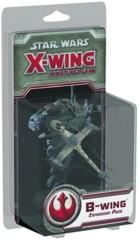 Star Wars X-Wing miniatures game B-wing pack fantasy flight