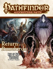 Pathfinder RPG: Return of the Runelords Part 4 - Rise of New Thassilon