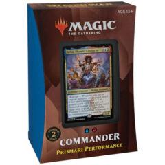 MTG - Commander 2021: Prismari Performance complete deck