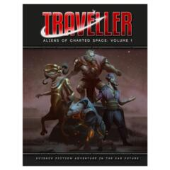 Traveller RPG: PRESALE Aliens of Charted Space - volume 1 mongoose