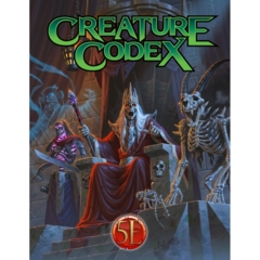 Dungeons and Dragons 5th edition: Creature Codex kobold press