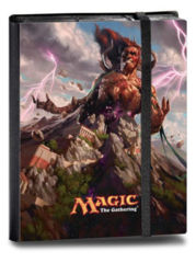 Ultra Pro: Born of the Gods premium Pro-Binder 9-pocket pages 86149