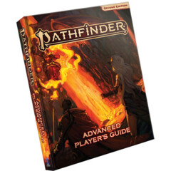 Pathfinder RPG: 2nd edition P2 Advanced Player's Guide paizo