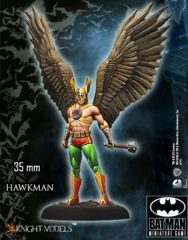 Batman Miniature Game: Hawkman Knight Models