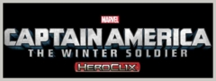 Heroclix: Captain America, the Winter Soldier gravity feed booster pack