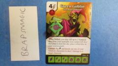 Marvel Dice Masters: Green Goblin, Norman Osborn #109 (rare)