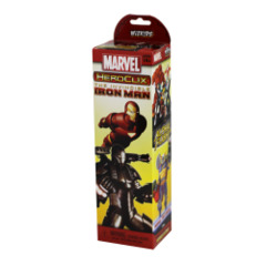 Heroclix: The Invincible Iron Man booster pack