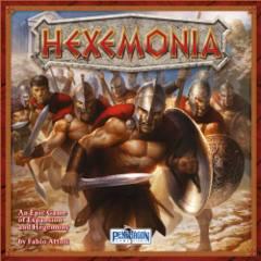 Hexemonia: PRESALE board game