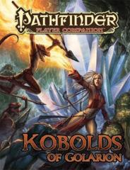 Pathfinder Player Companion RPG Roleplaying Game: Kobolds of Golarion