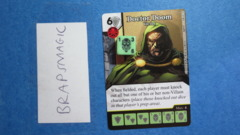Marvel Dice Masters: Doctor Doom, Victor #104 (rare)