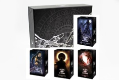 So Long, My World: Black Eye Pledge + 3 expansions board game kickstarter edition