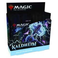 MTG: PRESALE Kaldheim collector booster box display