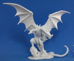 Reaper Bones Miniatures: Pathfinder Red Dragon 89001