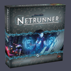 Android: Netrunner LCG card game base/core set FFG
