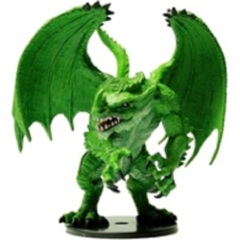 Large Green Dragon