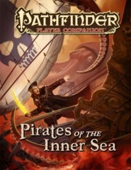 Pathfinder Player Companion RPG Roleplaying Game: Pirates of the Inner Sea