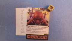 Marvel Dice Masters: Professor X, Trainer #109 (rare)
