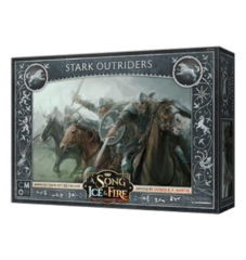 A Song of Ice & Fire Miniatures Game: PRESALE Stark Outriders unit box