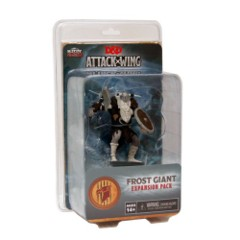 D&D Dungeons & Dragons Attack Wing: Frost Giant expansion pack