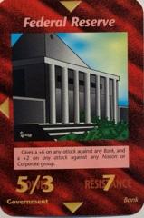 Illuminati - New World Order CCG: Federal Reserve