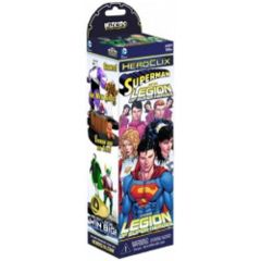 Heroclix: Superman and the Legion of Superheroes booster pack