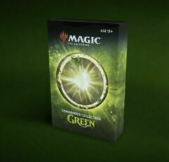 MTG: Commander Collection Box - Green boxed set