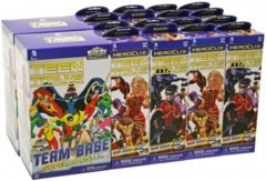 Heroclix: Teen Titans 18-ct booster case