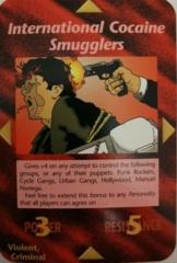 Illuminati - New World Order CCG: International Cocaine Smugglers