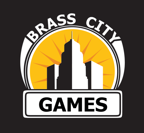 Brass City Games