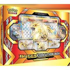 BREAK EVOLUTION BOX - ARCANINE