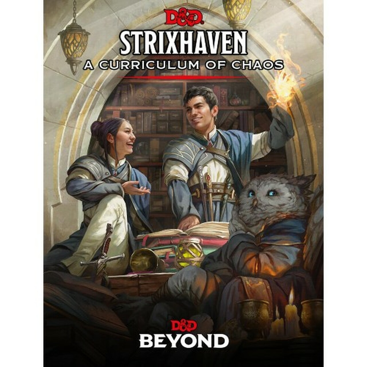 Strixhaven: A Curriculum of Chaos