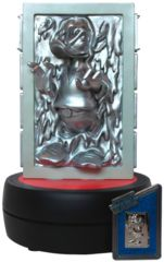 Donald Duck as Han Solo in Carbonite Disney Star Wars Weekends 2014 With Pin