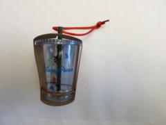 Disney Magic Kingdom Starbucks Cold Cup Ornament