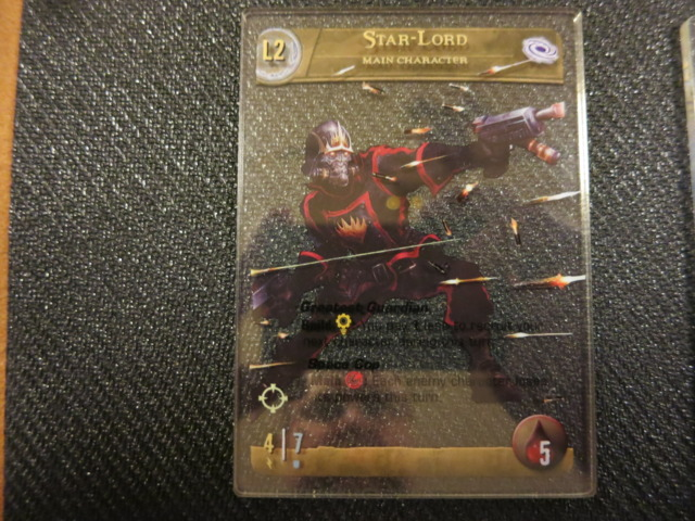 VS 2PCG Promo Star-Lord Clear
