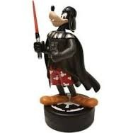 Goofy as Darth Vader Disney Star Wars Weekends 2011 With Pin
