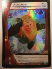 Aquaman, Arthur Curry - Foil - Extended Art Foil