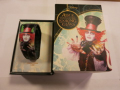 Disney Alice Through the Looking Glass 2016 MagicBand LE