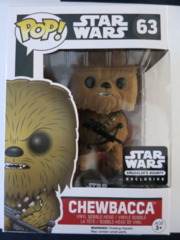 POP! Vinyl - Chewbacca #63 Smugglers Bounty Exclusive