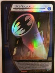 Bat-Signal - Foil - Extended Art Foil