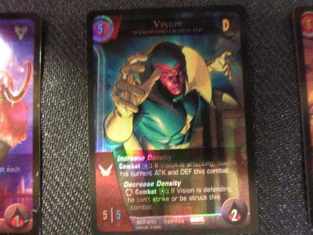 VS 2PCG Promo Vision VSP-019 Foil