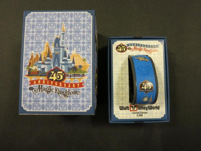 Disney 45th Anniversary 2016 MagicBand LE