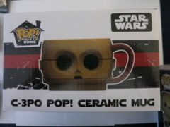 POP! Home -  Star Wars C3PO Ceramic Mug