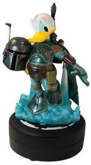 Donald Duck as Boba Fett Disney Star Wars Weekends 2013 With Pin