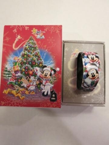 Mickey Christmas 2015 MagicBand Limited Edition