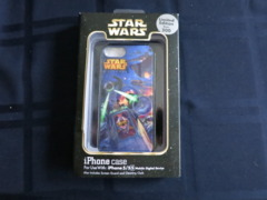 Star Wars Weekends 2014 iPhone 5/5S Case Mickey in X-wing Logo
